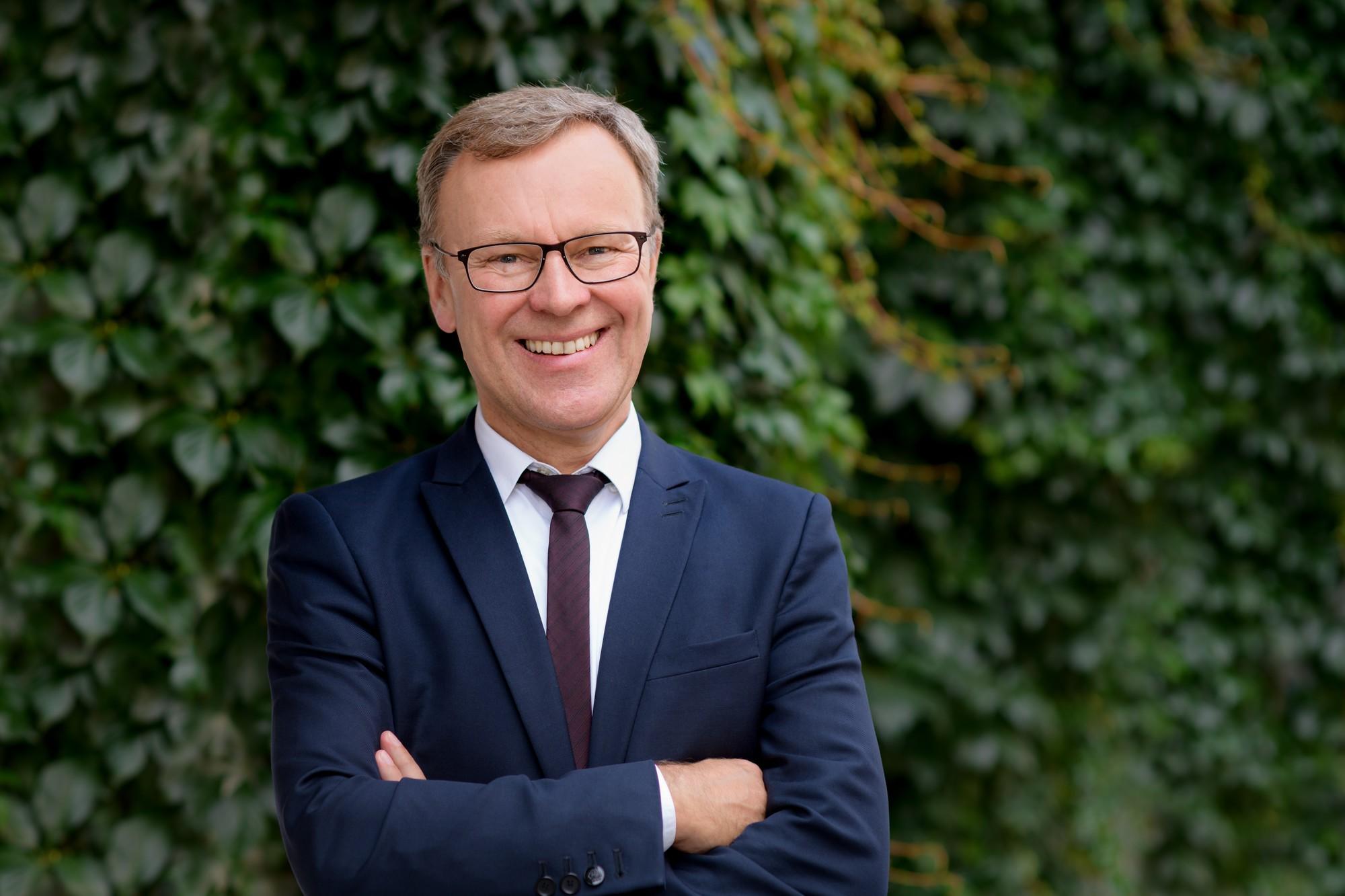 Porträt Michael Fritz